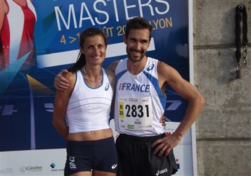 Championnats de France masters indoor